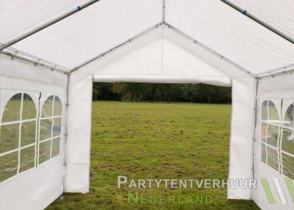 Partytent 3x3 meter binnenkant huren - Partytentverhuur Den Bosch