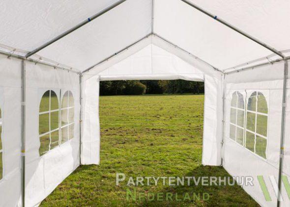 Partytent 3x4 meter binnenkant huren - Partytentverhuur Den Bosch