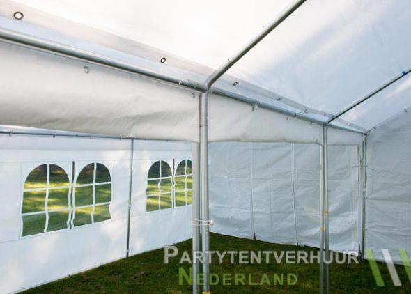 Partytent 6x6 meter aan elkaar huren - Partytentverhuur Den Bosch