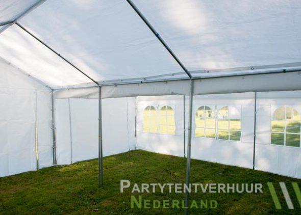 Partytent 6x6 meter binnenkant huren - Partytentverhuur Den Bosch