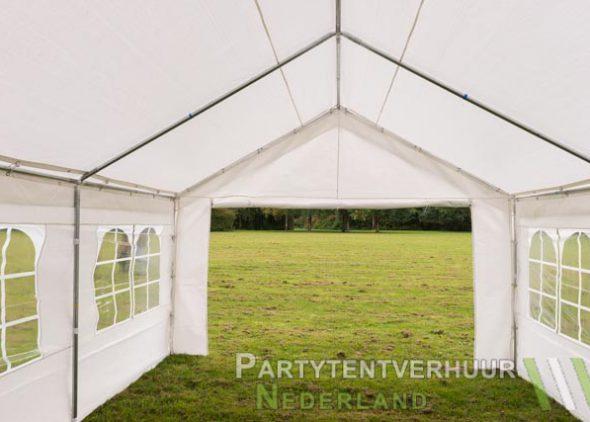 Partytent 4x6 meter binnenkant huren - Partytentverhuur Den Bosch