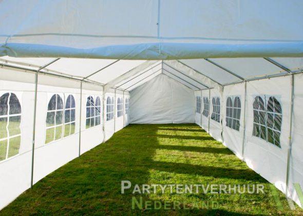 Partytent 6x12 meter binnenkant huren - Partytentverhuur Den Bosch