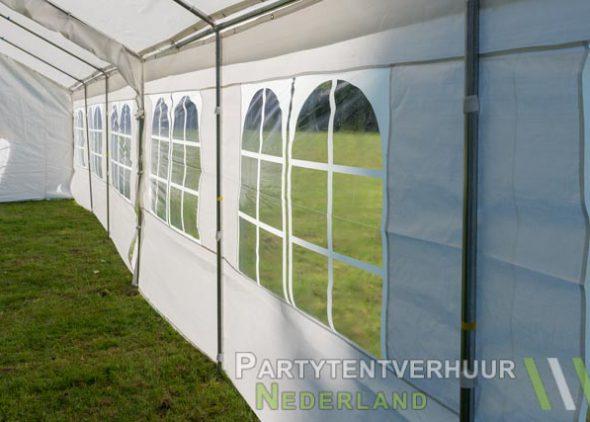 Partytent 6x12 meter doeken huren - Partytentverhuur Den Bosch