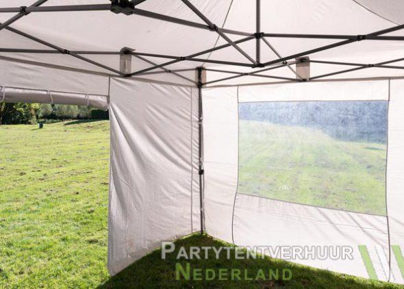Binnenkant Easy Up 3x4,5 meter huren - Partytentverhuur Den Bosch