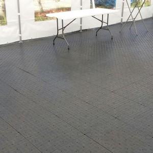 Tentvloer partytentverhuur Den Bosch