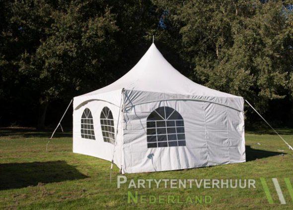 Pagodetent 4x4 meter voorkant huren - Partytentverhuur Den Bosch