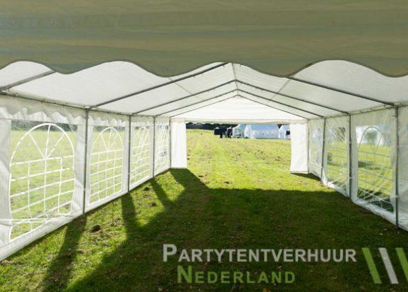 Partytent 5x10 meter binnenkant huren - Partytentverhuur Den Bosch