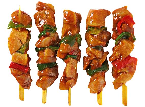 Kip shaslick halal catering den Bosch