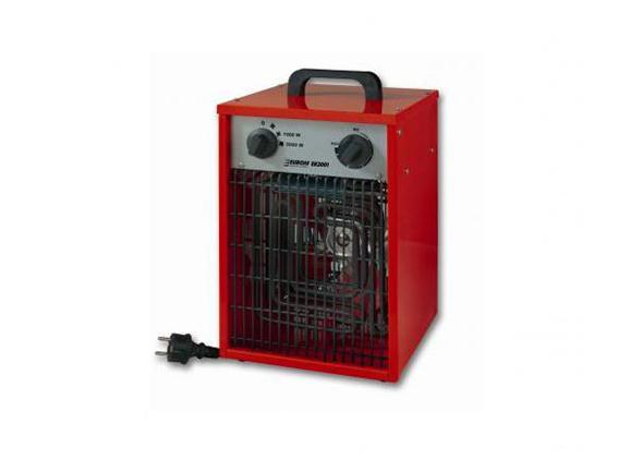Elektrische heater huren Den Bosch